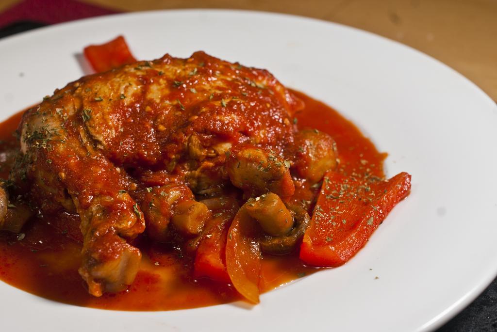 Chicken Afritada