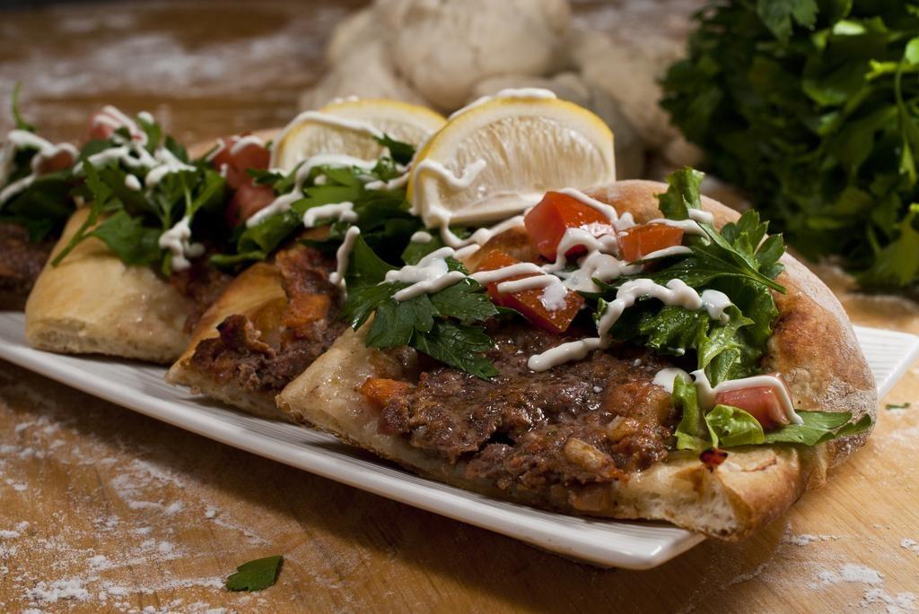 Lahm Bi Ajin AKA Arabian Pizza