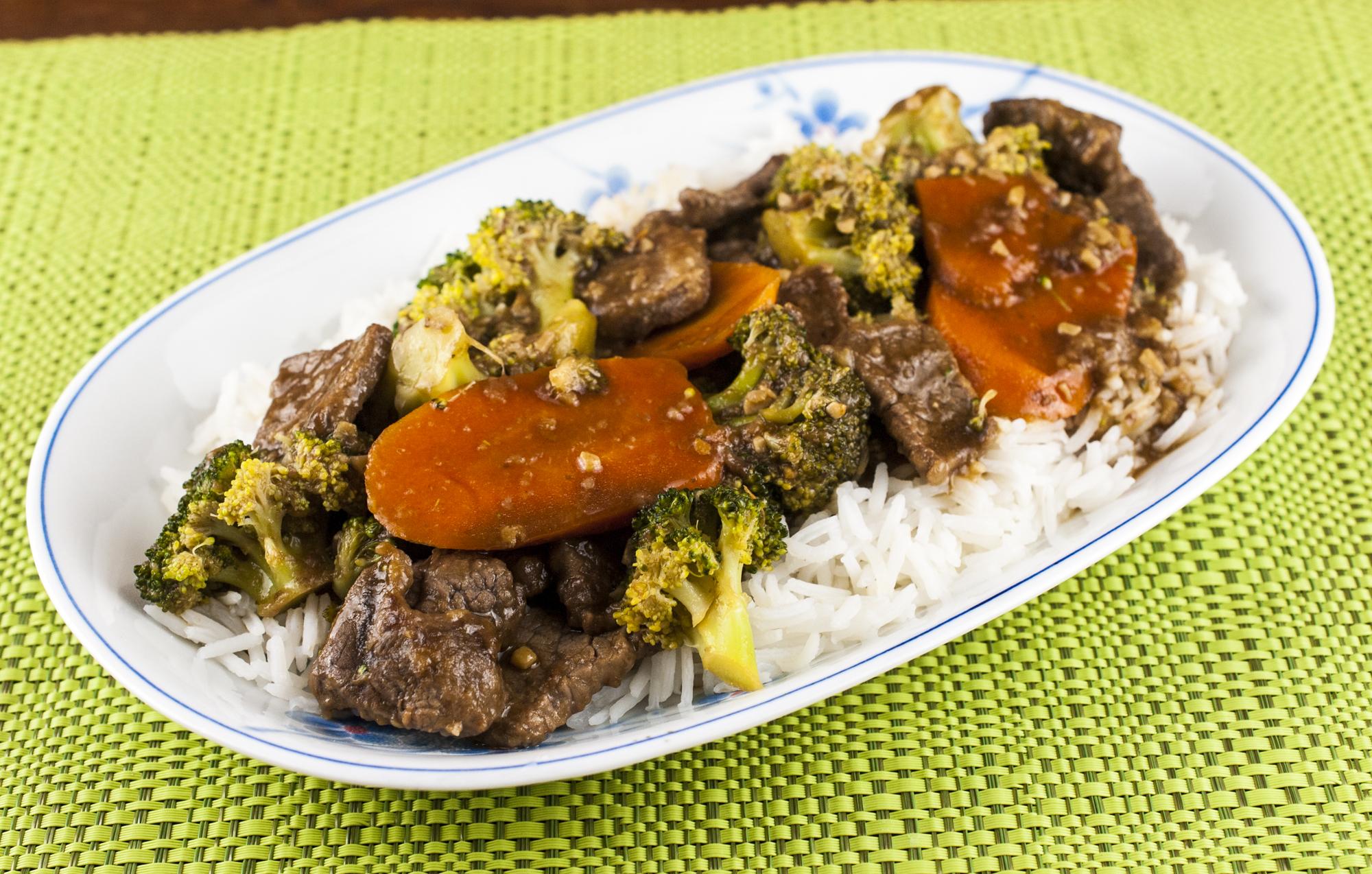 Beef And Brocolli