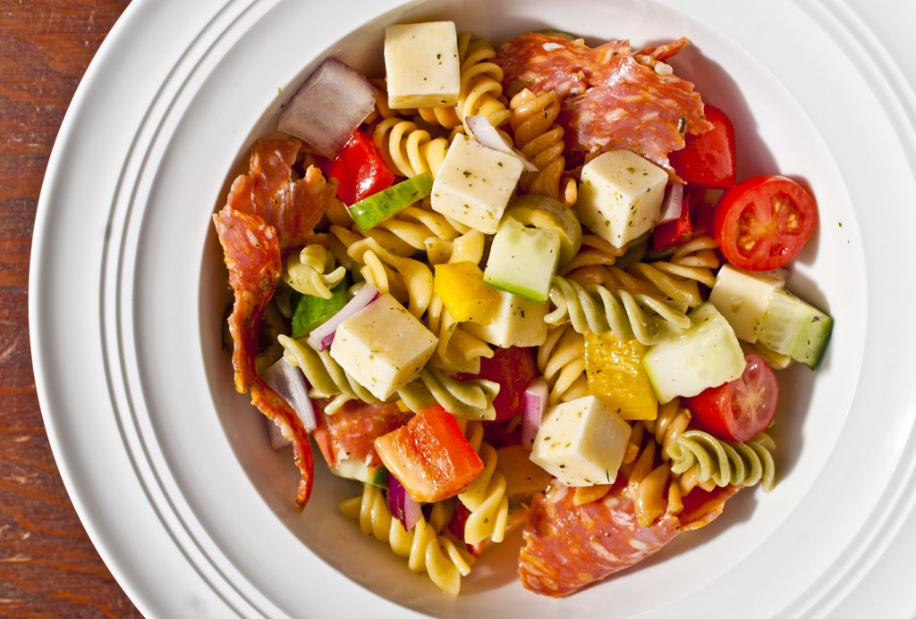 Big n' Bold Pasta Salad