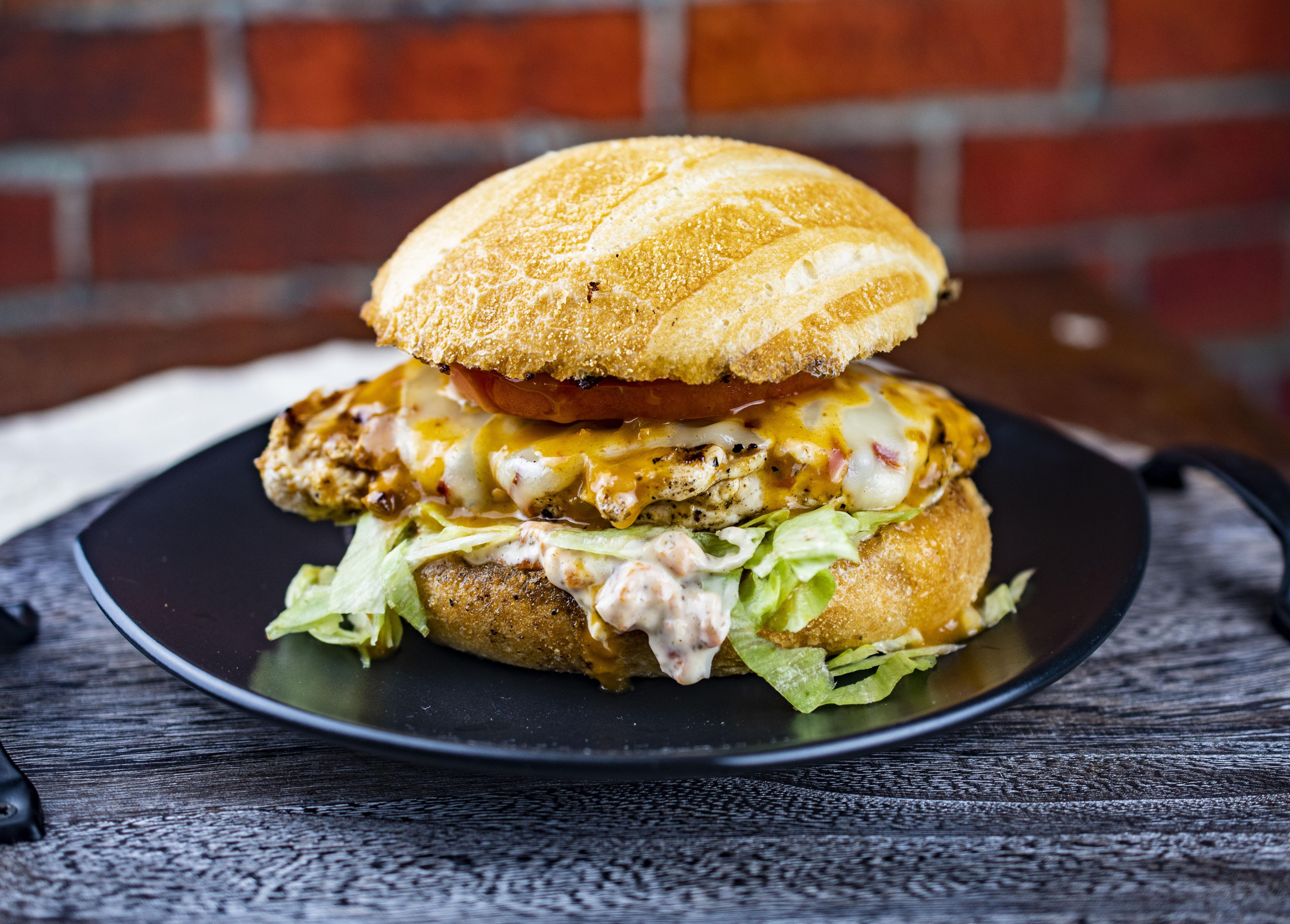 Grilled Piri Piri Chicken Sandwich