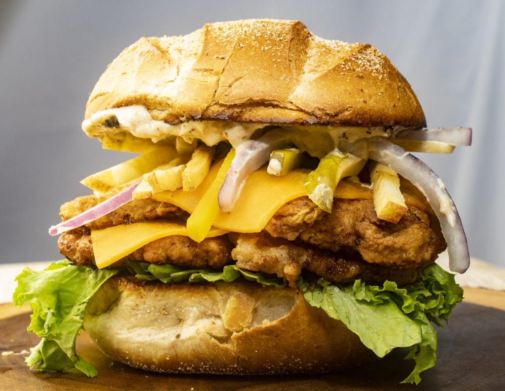 Pork Chop Sandwiches!
