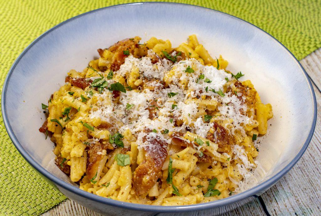 Kraft Dinner Carbonara