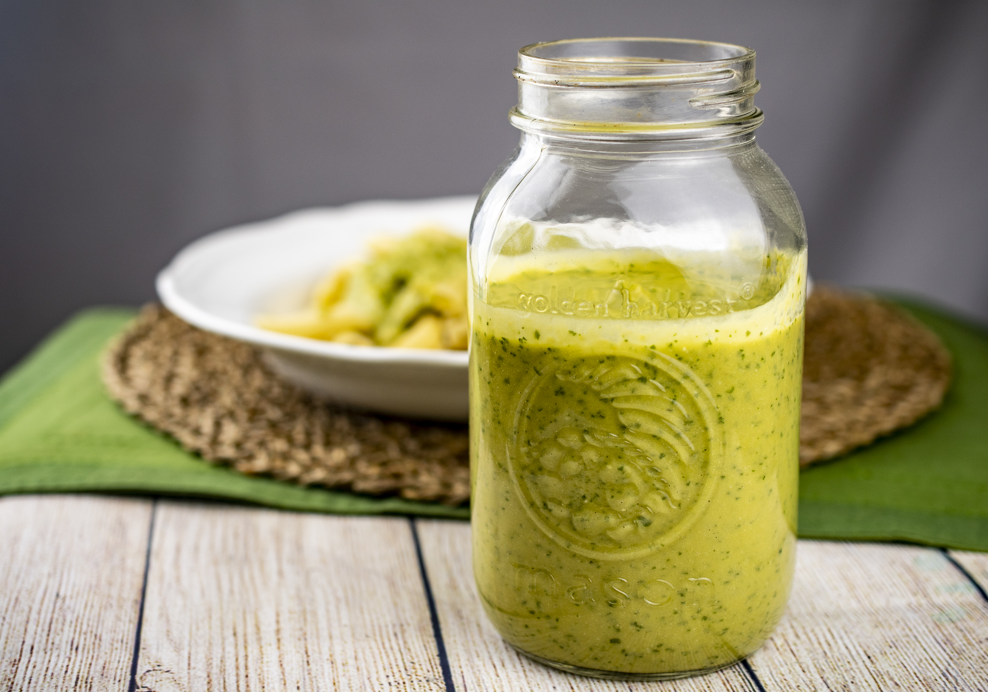 Cheap and Easy Pesto